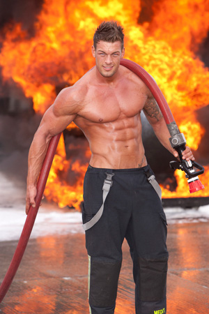 Firemen models